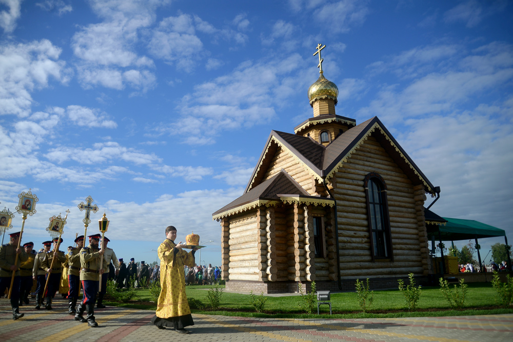 В Белгороде отметили 200-летие митрополита Макария (Булгакова)