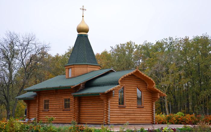 В Старом Осколе освящен больничный храм в честь святителя Луки Крымского